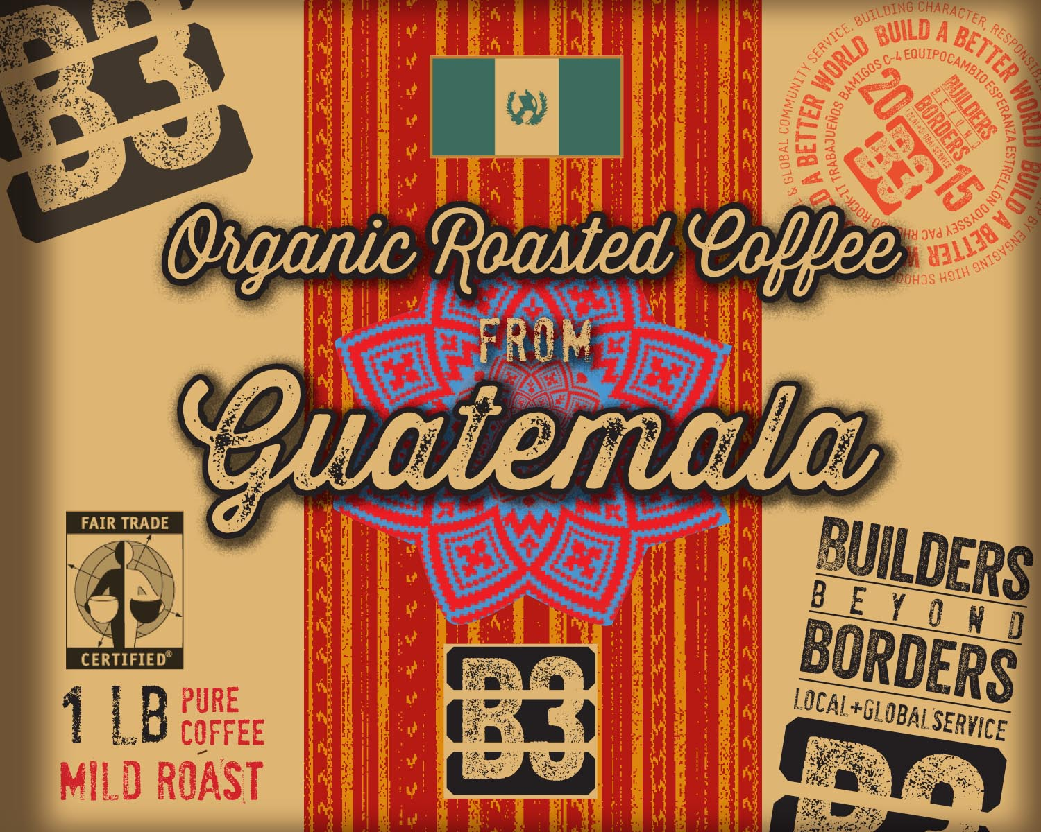 B3 Coffee Label Guatemala 15